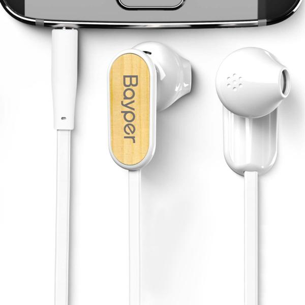 ウッドイヤフォン 3R-FIP01