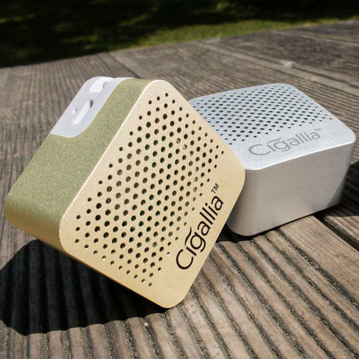 Bluetooth対応メタルスピーカー 3R-FSP01