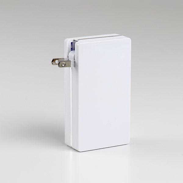 コンセント付きモバイルバッテリー 1000mAh 3R-BTC05