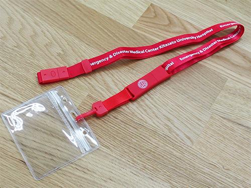 事例12:ネックストラップ型USBメモリ USBFM-FNEC