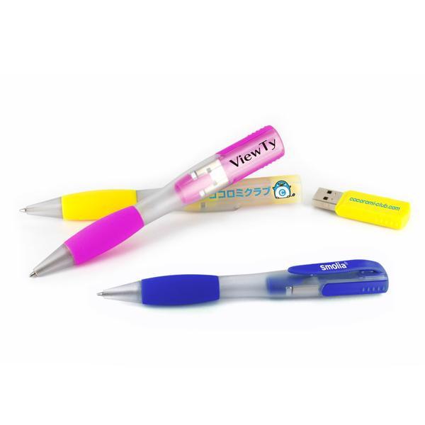 ボールペン型USBメモリ USBFM-FPEN
